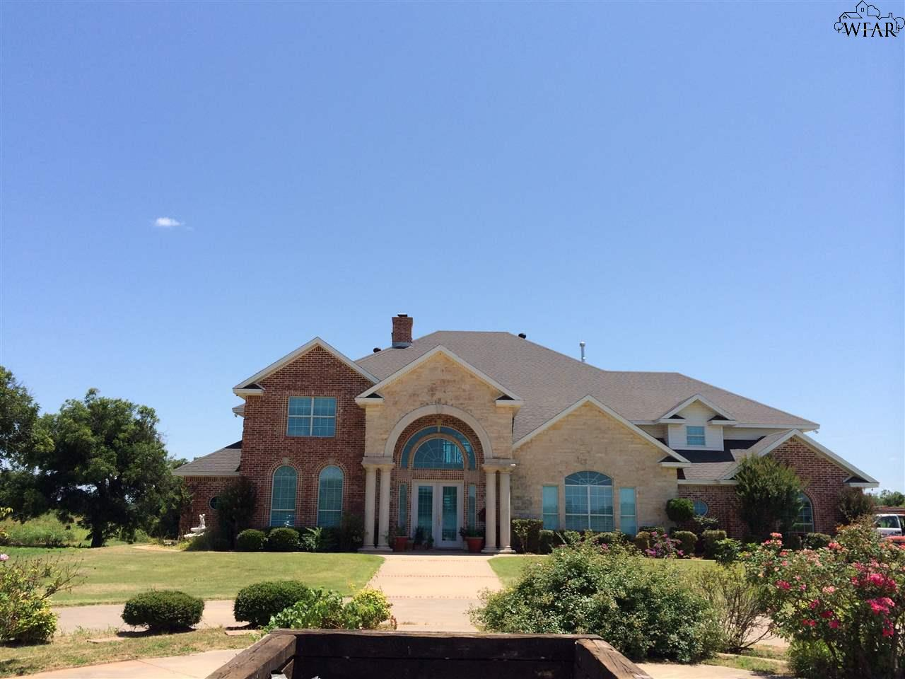 3399 S PETERSON ROAD, Iowa Park, TX 76367