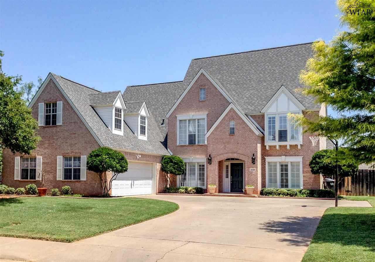 Wichita falls tx homes 300k 400k listing report joan for Home builders wichita falls tx