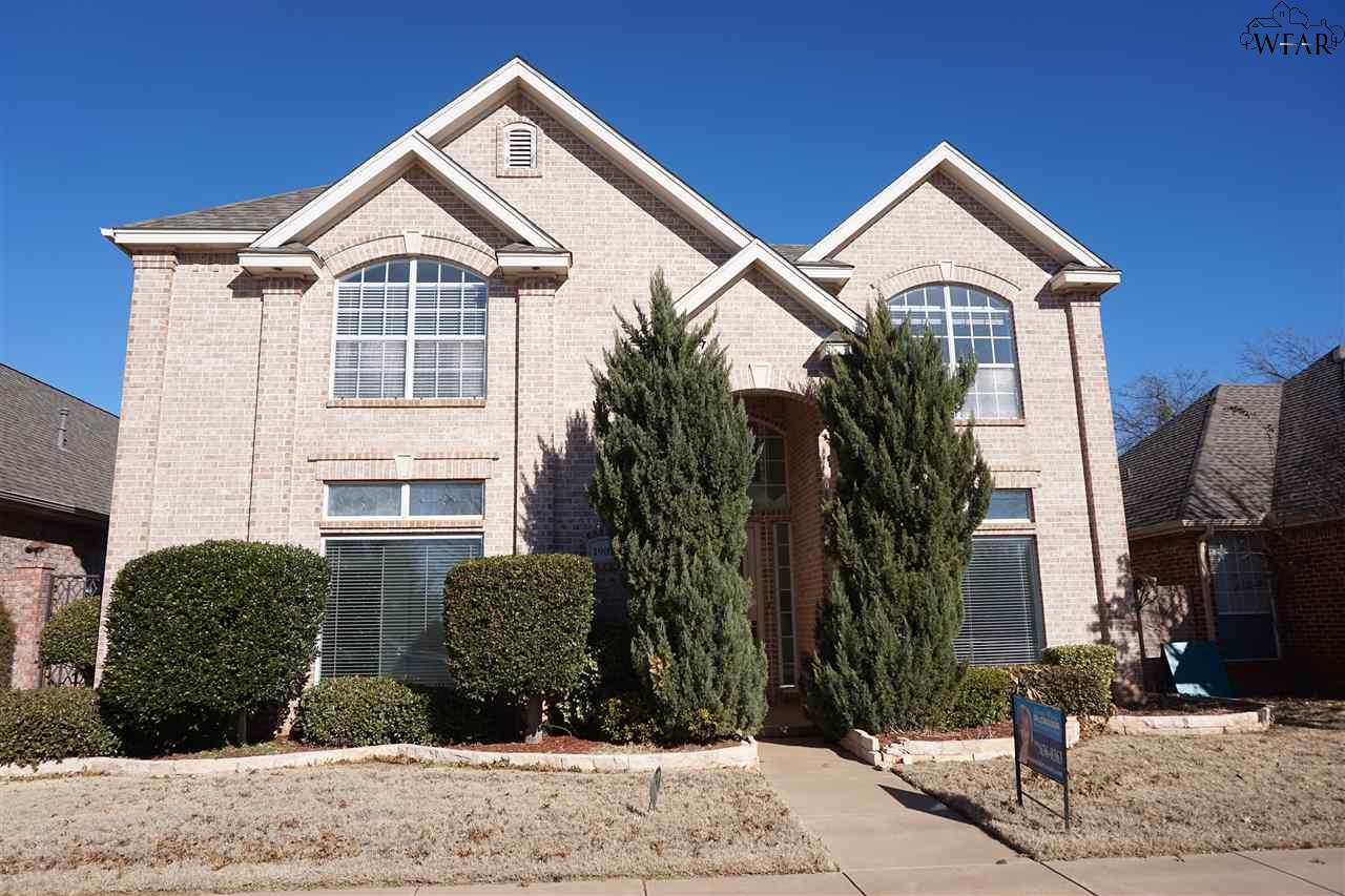 Wichita falls tx homes 200k 300k listing report joan for Home builders wichita falls tx