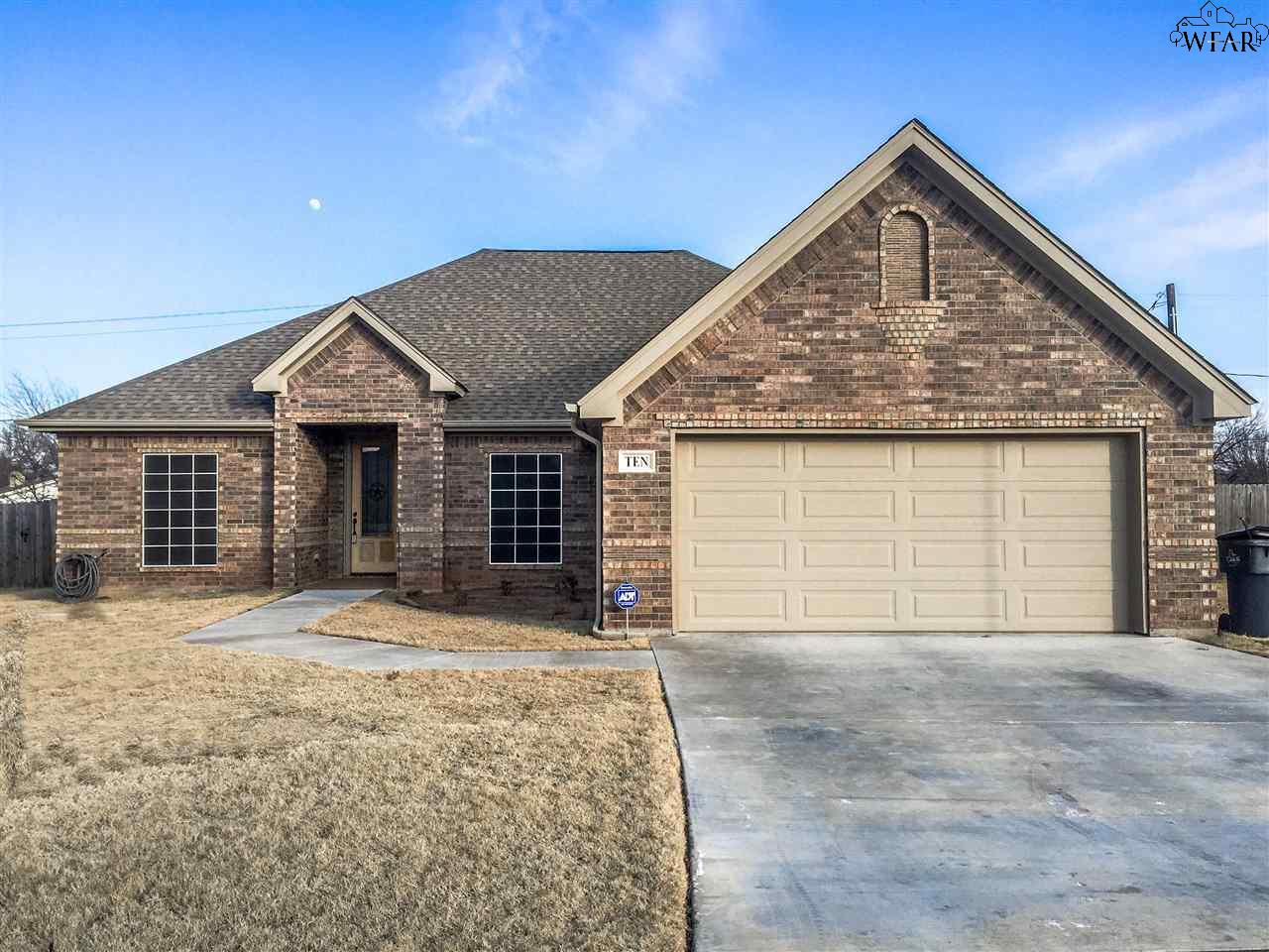 Wichita Falls Tx Homes 100k 200k Listing Report The