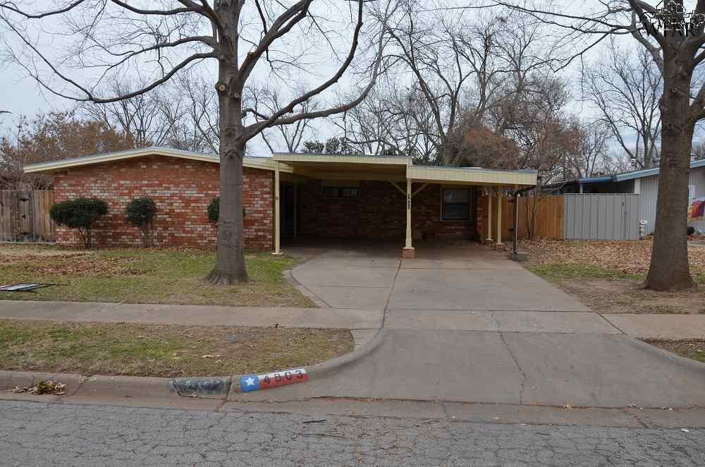 4803 HOLLANDALE AVENUE, Wichita Falls, TX 76302