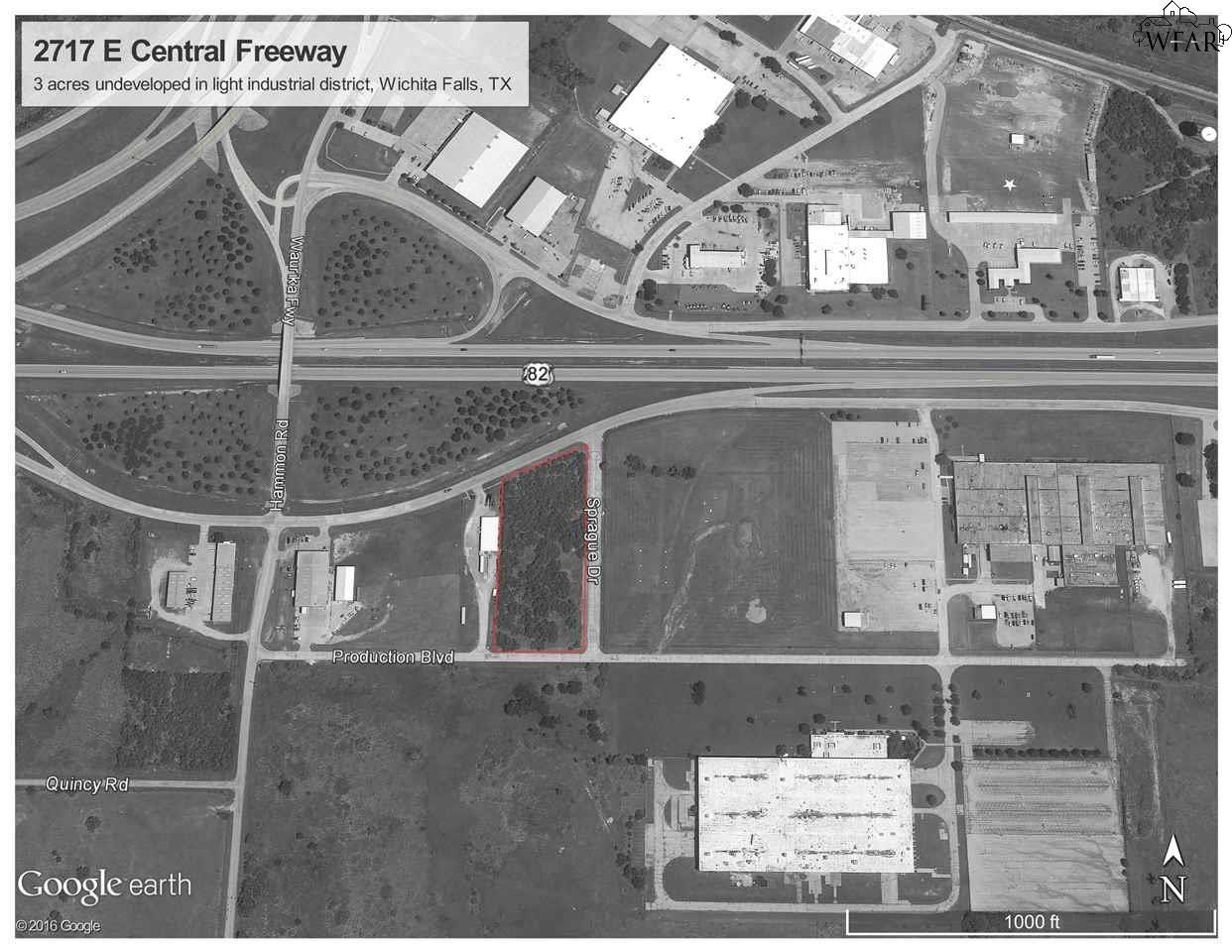 2717 E CENTRAL FREEWAY, Wichita Falls, TX 76302