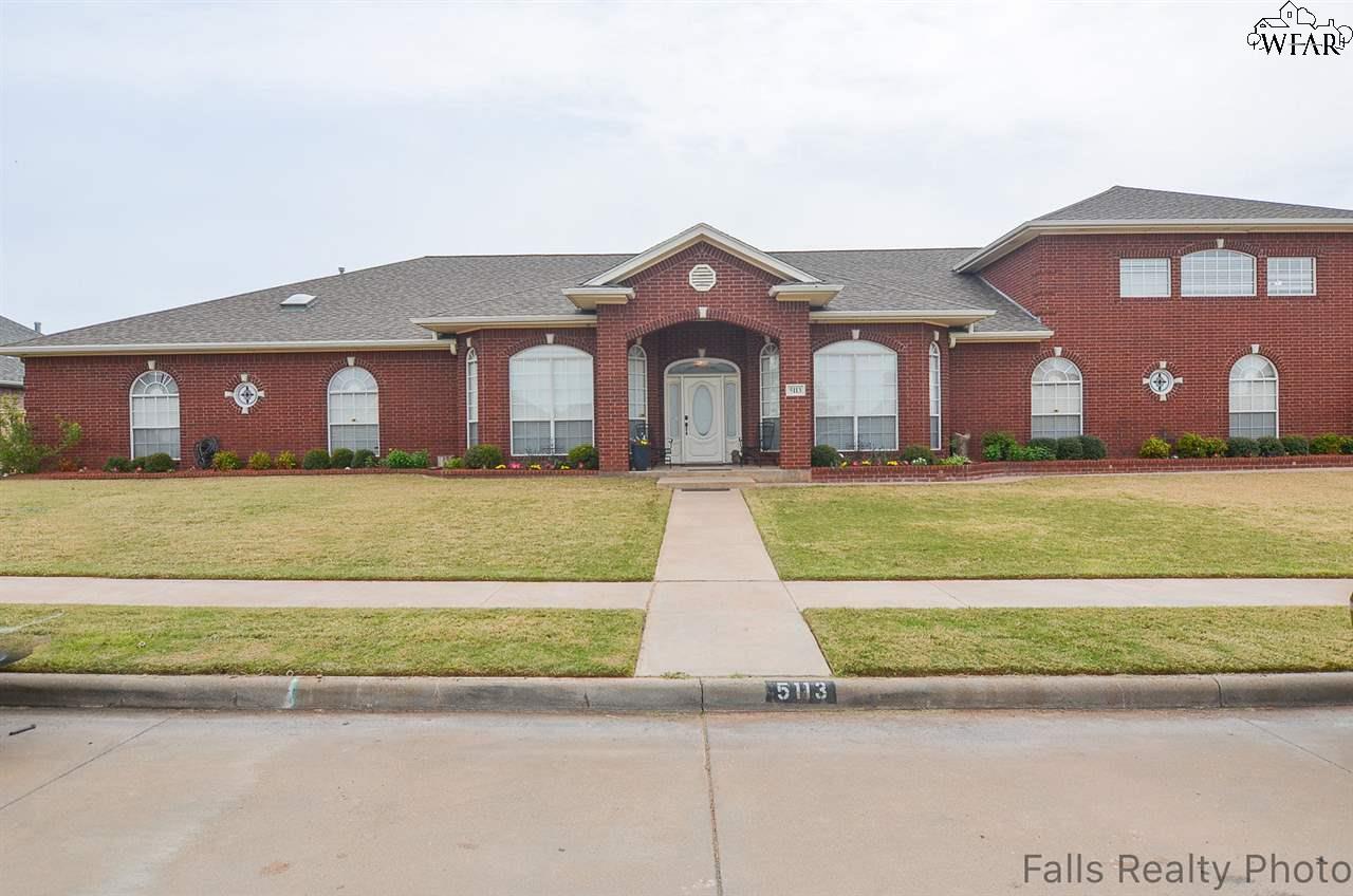5113 LAKE WELLINGTON PARKWAY, Wichita Falls, TX 76310