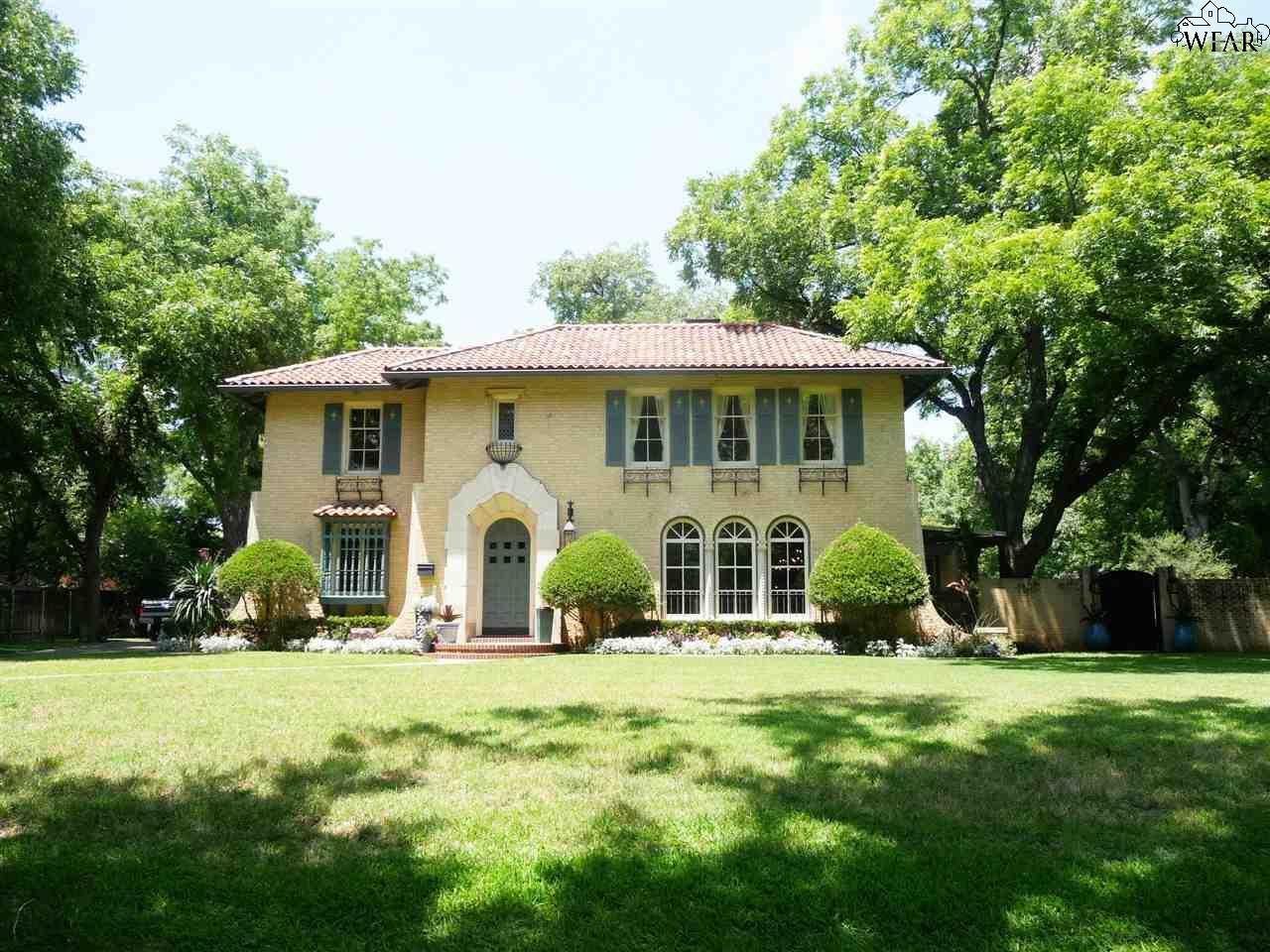 Wichita falls tx homes listing report joan riddles for Home builders wichita falls tx