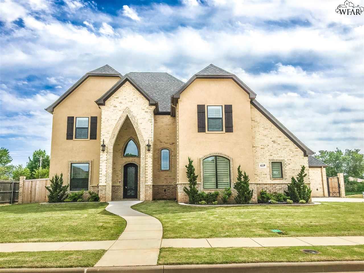 4119 SHADY GROVE LANE, Wichita Falls, TX 76308