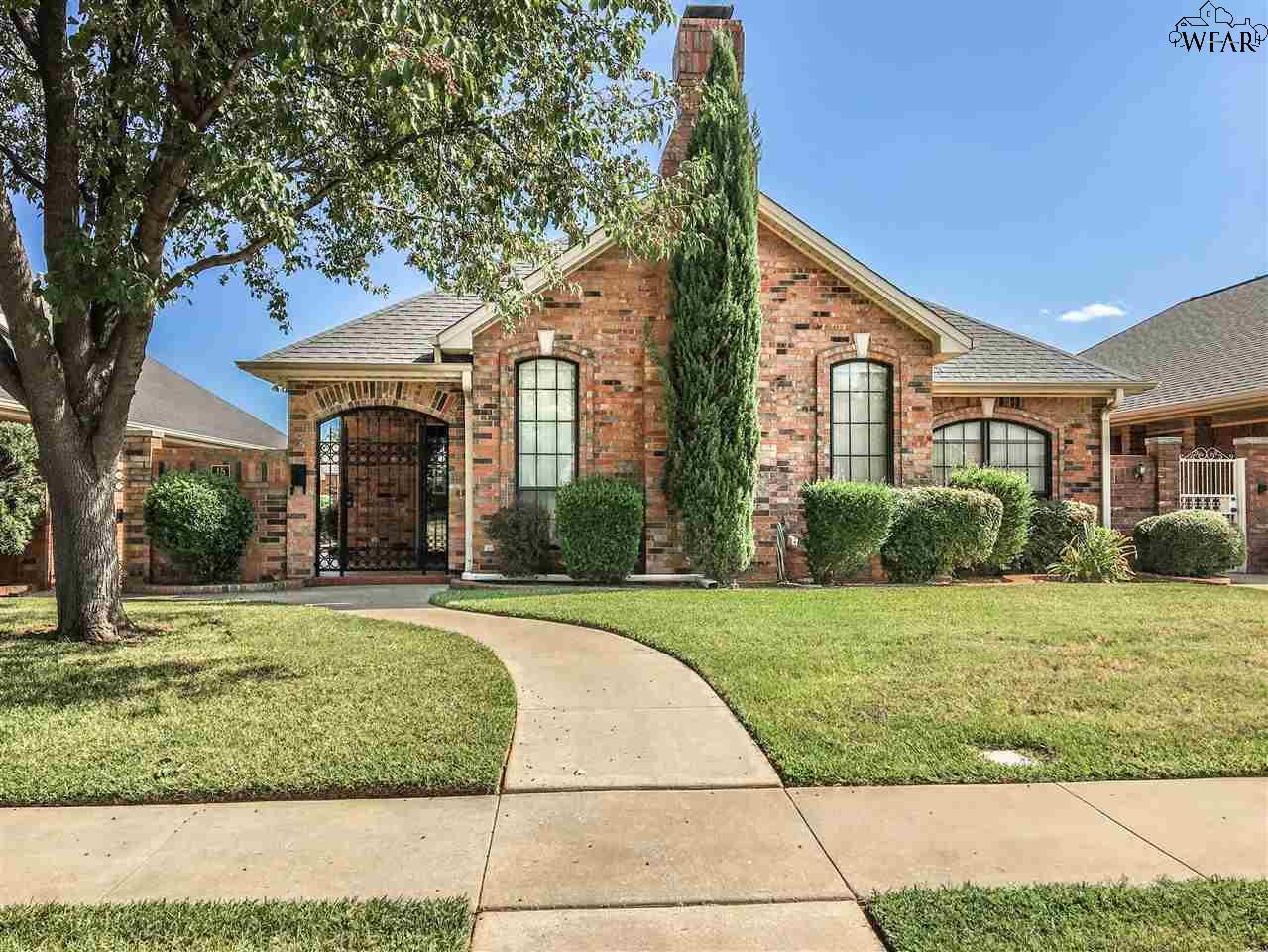 Wichita falls tx homes 100k 200k listing report the for Home builders wichita falls tx