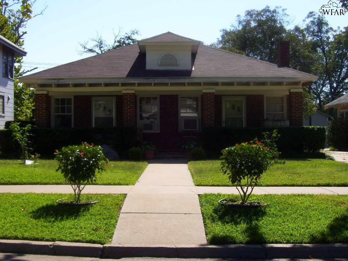 1719 ELIZABETH AVENUE, Wichita Falls, TX 76301