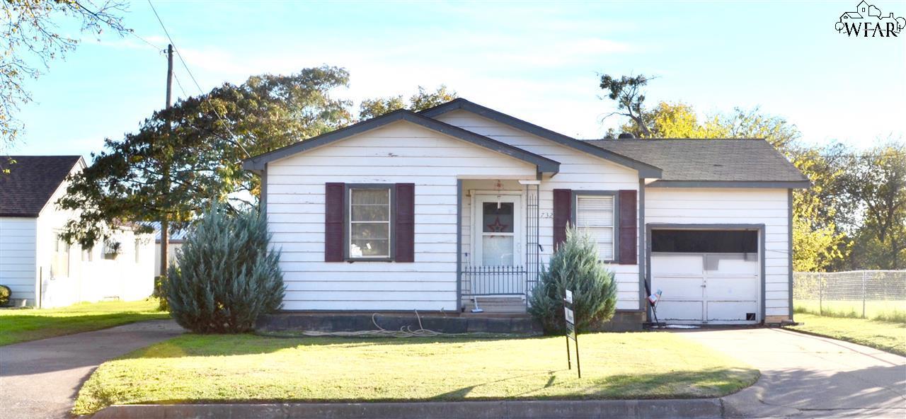 732 W 3RD STREET, Burkburnett, TX 76354