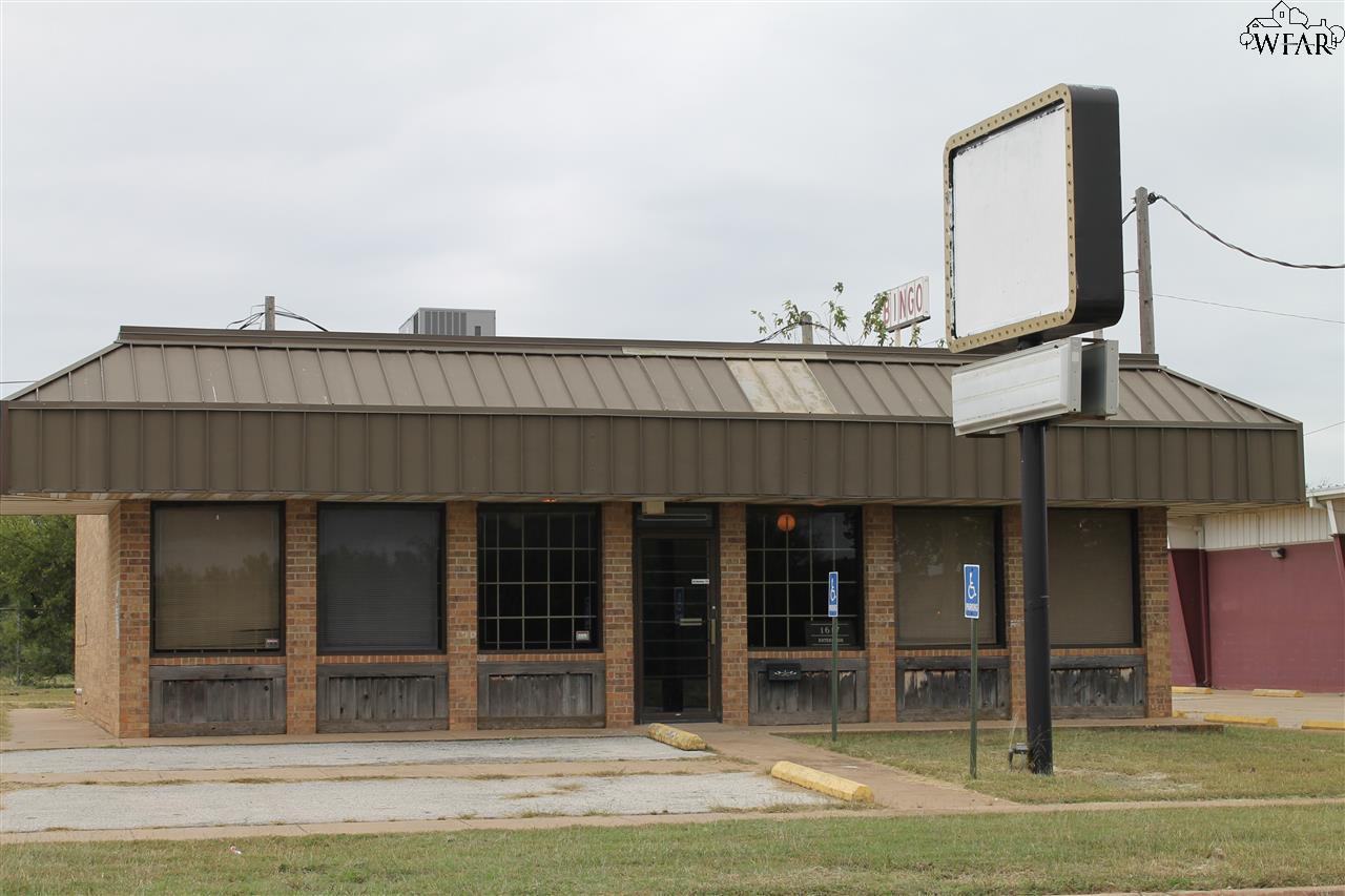 1617 ENTERPRISE STREET, Wichita Falls, TX 76306