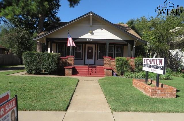 706 DENVER STREET, Wichita Falls, TX 76301