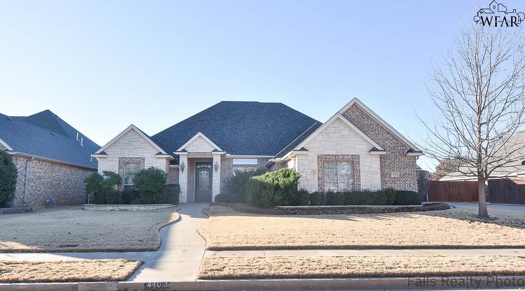 4103 SHADY GROVE LANE, Wichita Falls, TX 76308
