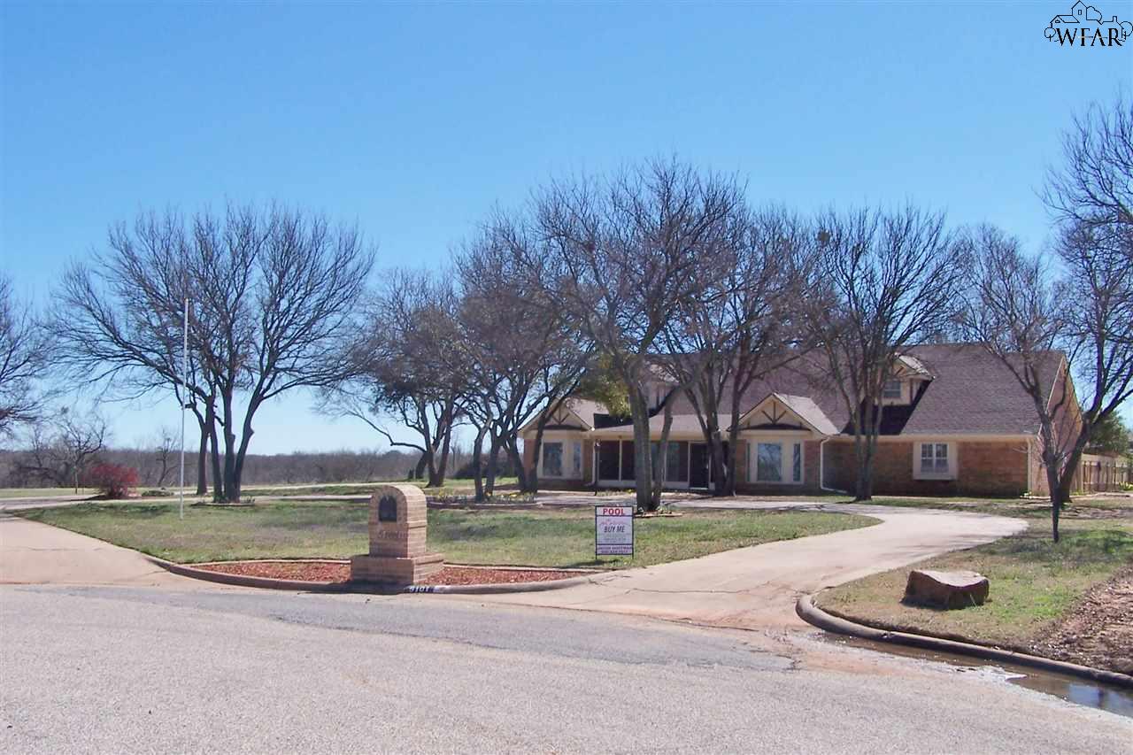 5101 WHISPERING CREEK LANE, Wichita Falls, TX 76310