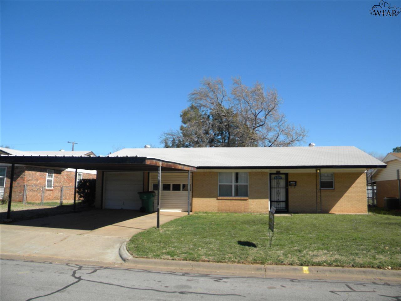1309 SHADY LANE, Burkburnett, TX 76354