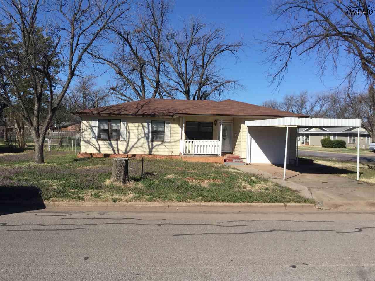 404 PEACH STREET, Burkburnett, TX 76354