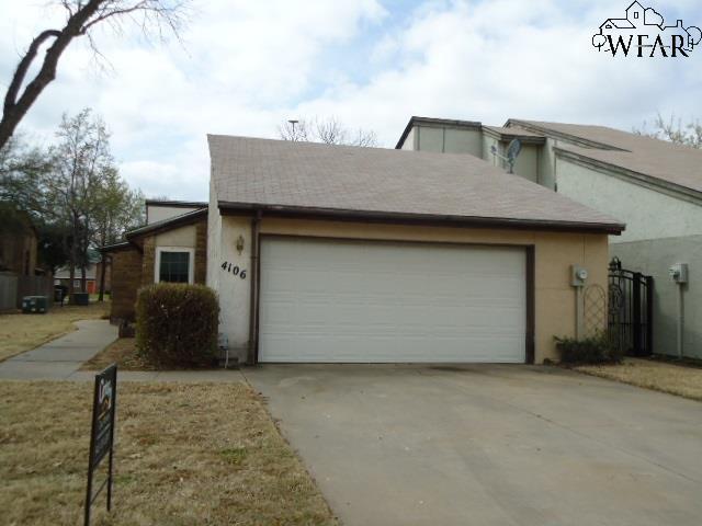 4106 PICASSO DRIVE, Wichita Falls, TX 76308