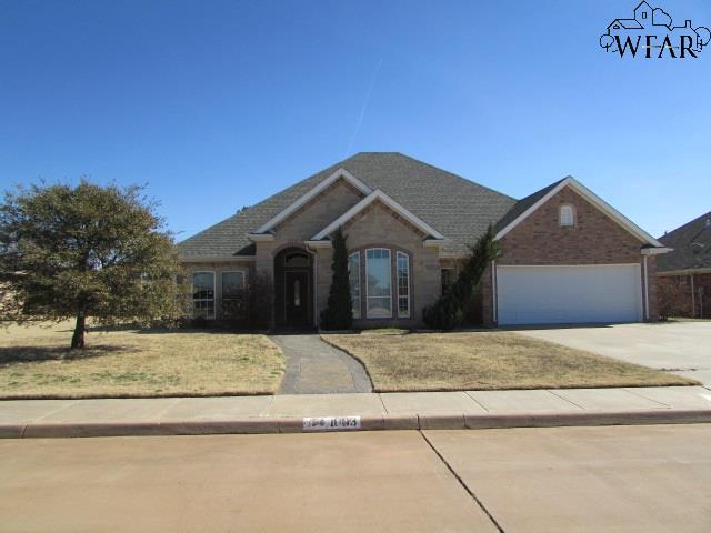 1003 CORBIN DRIVE, Burkburnett, TX 76354
