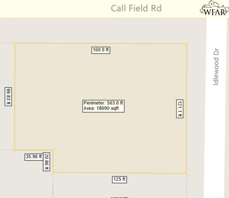 4027 CALL FIELD ROAD, Wichita Falls, TX 76308