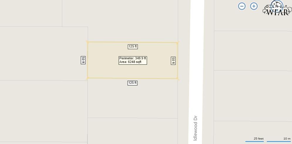 4204 IDLEWOOD DRIVE, Wichita Falls, TX 76308