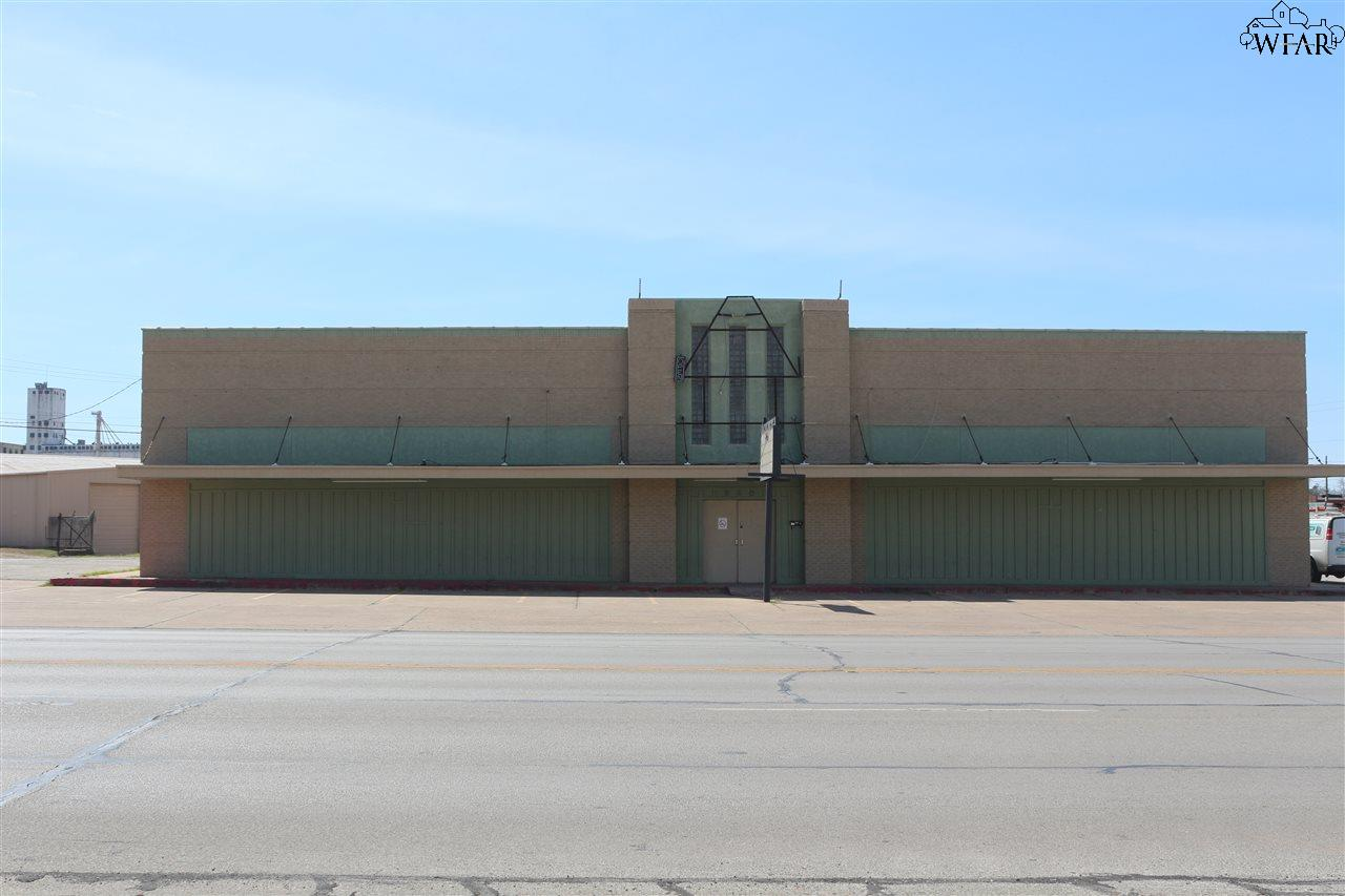 110 E SCOTT AVENUE, Wichita Falls, TX 76301