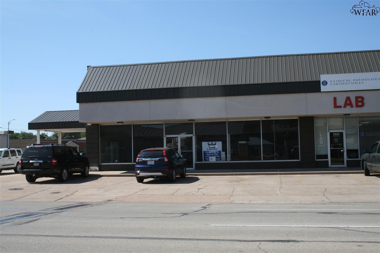 1612 9TH STREET, Wichita Falls, TX 76301