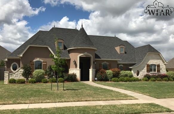 6 MEADOW GREEN COURT, Wichita Falls, TX 76308