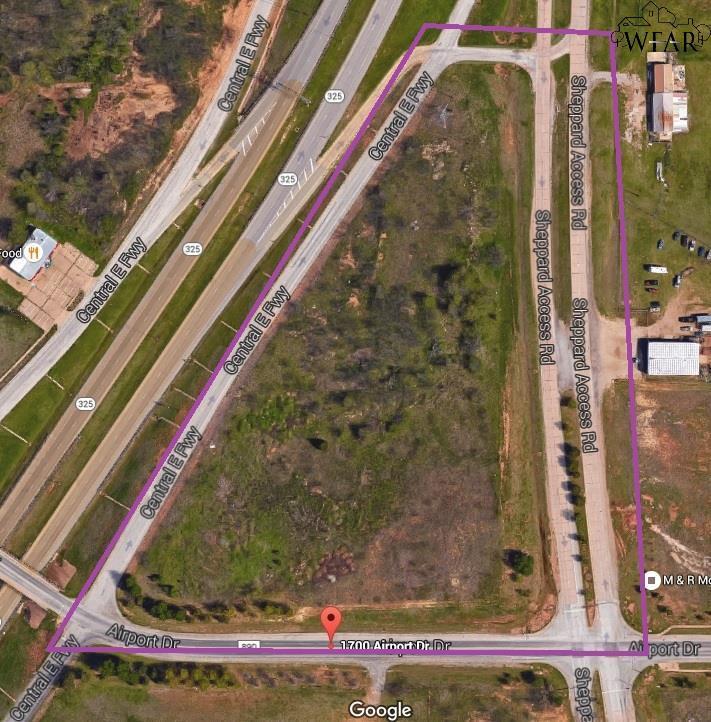 1700 AIRPORT DRIVE, Wichita Falls, TX 76306