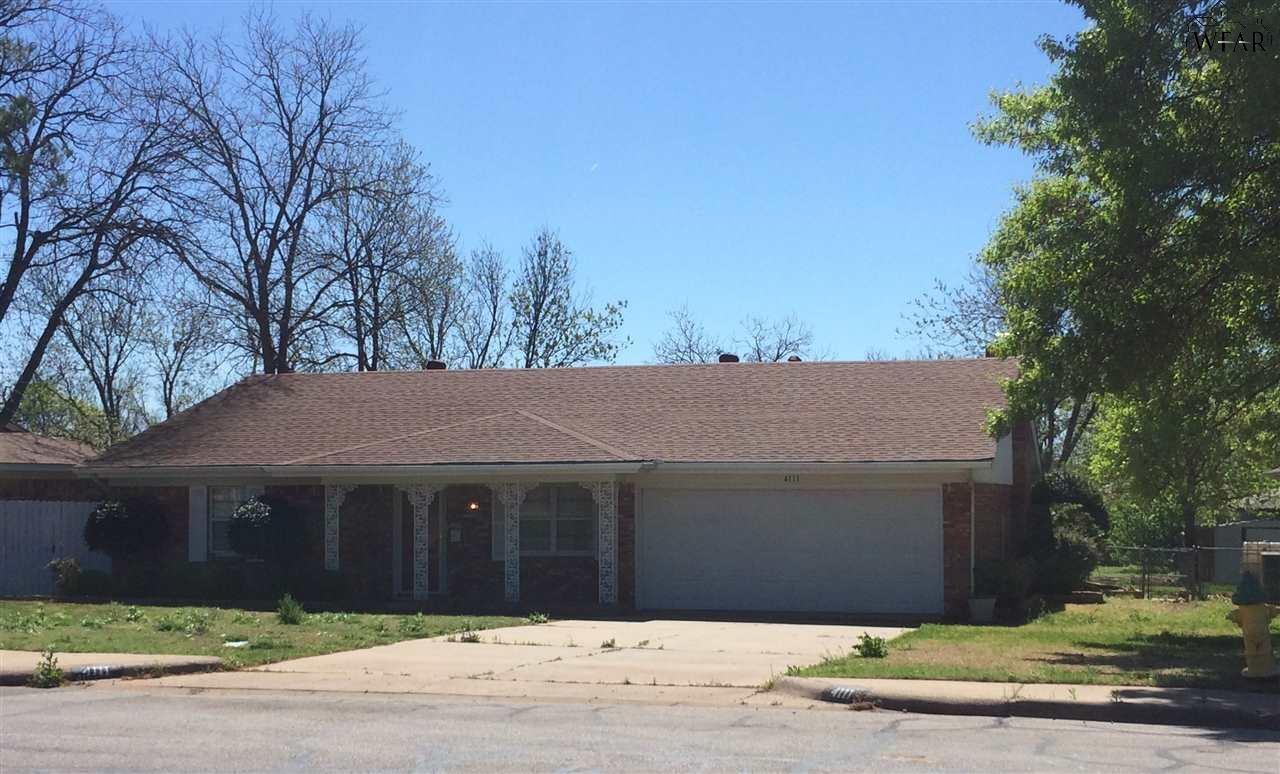 4111 SEYMOUR ROAD, Wichita Falls, TX 76309