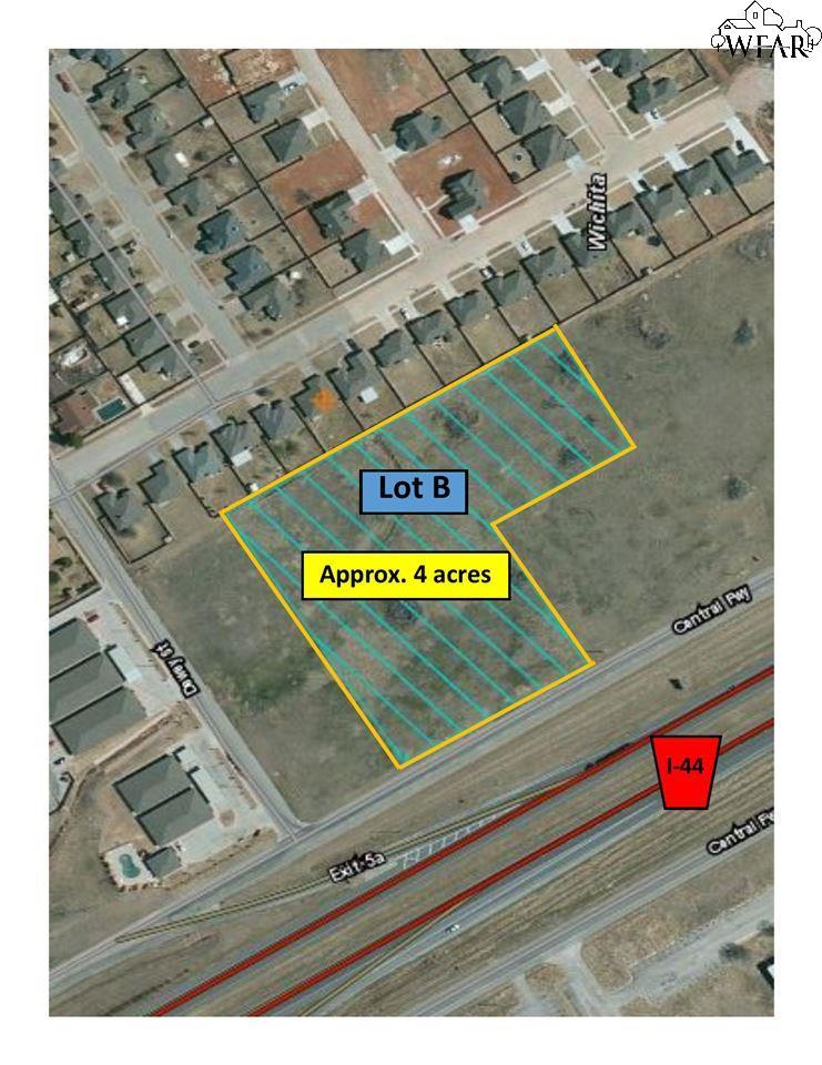 CENTRAL FREEWAY Lot B, Wichita Falls, TX 76306