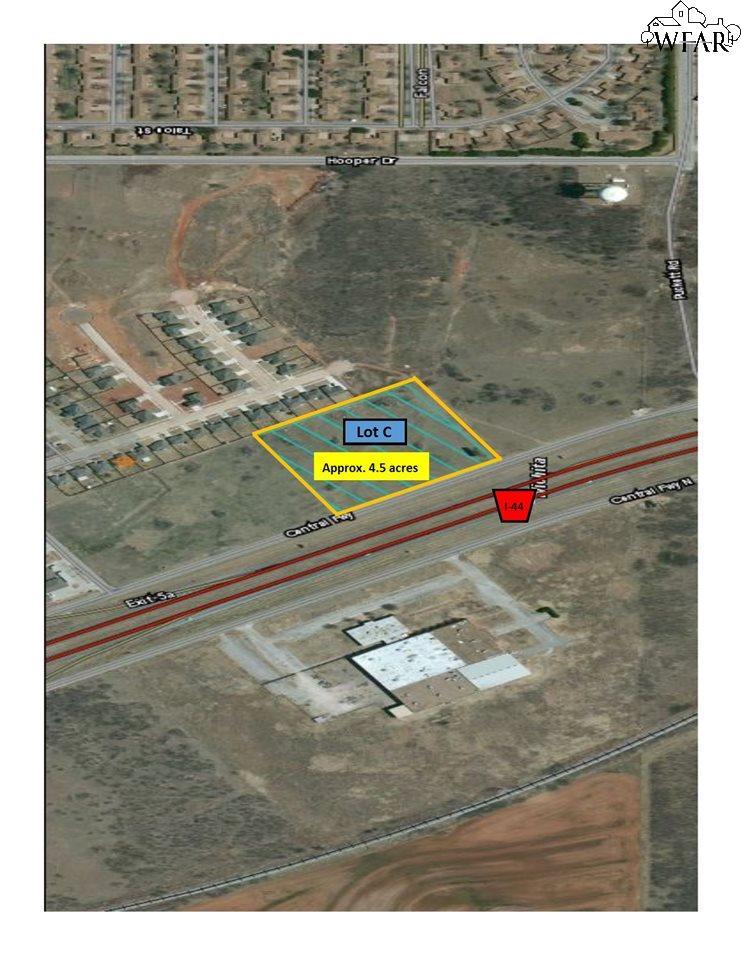 CENTRAL FREEWAY Lot C, Wichita Falls, TX 76306