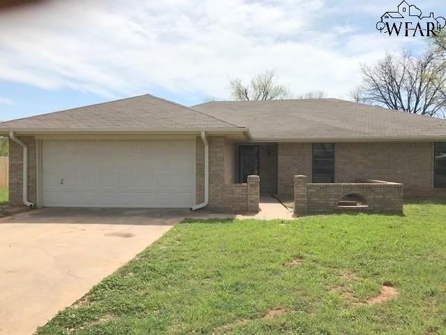 1302 DANBERRY STREET, Burkburnett, TX 76354