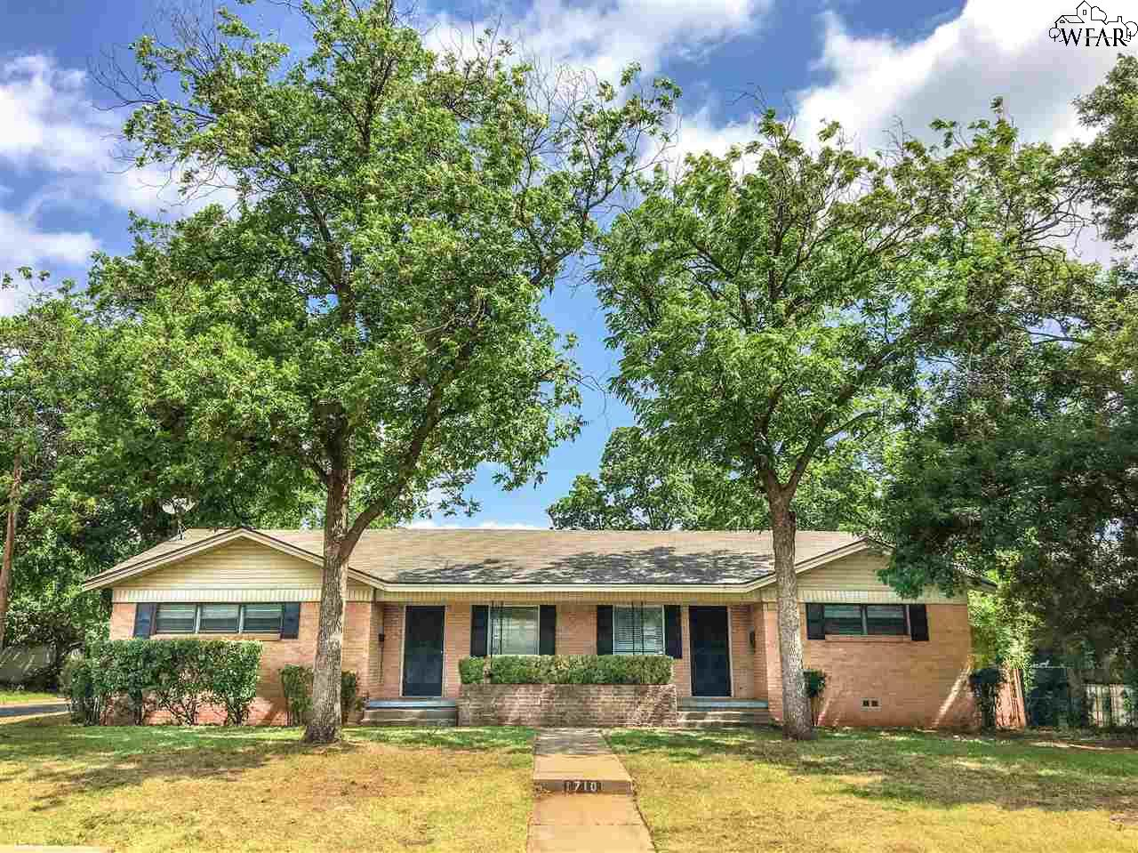 1710 WOODROW AVENUE, Wichita Falls, TX 76301