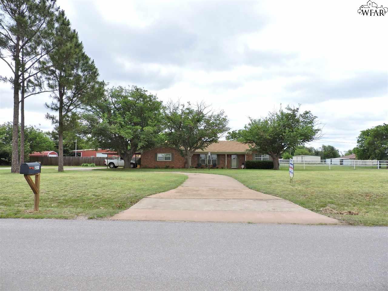 251 MELANIE LANE, Iowa Park, TX 76367