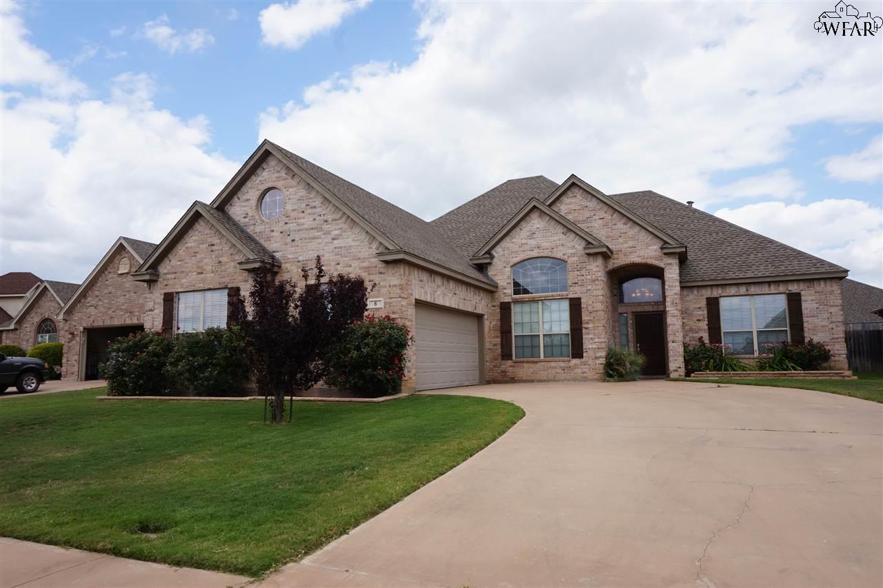 6 JASMINE COURT, Wichita Falls, TX 76310