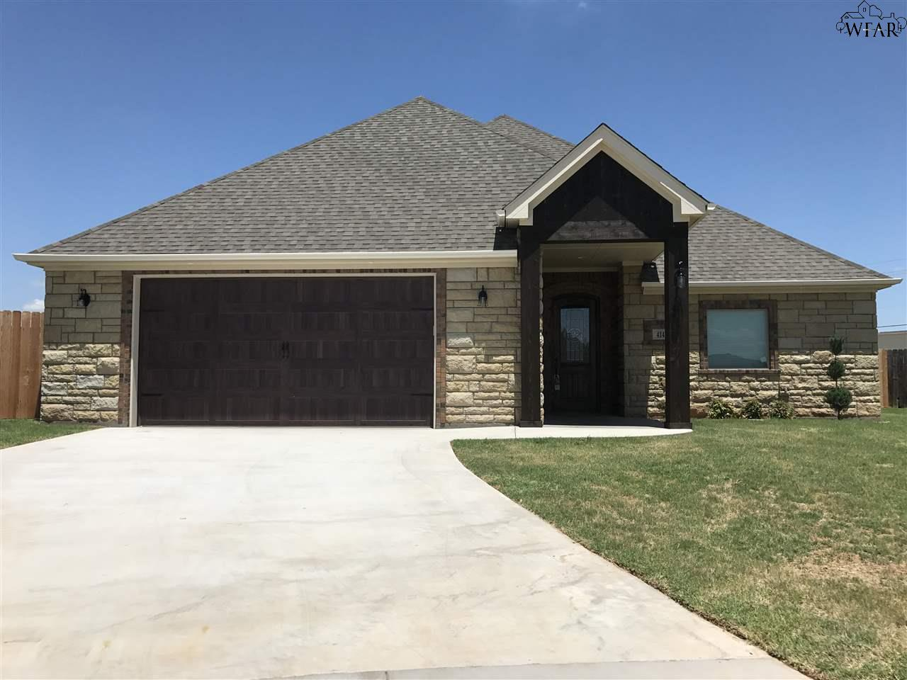 4146 CANDLEWOOD CIRCLE, Wichita Falls, TX 76308