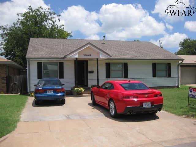 2960 MOFFETT AVENUE, Wichita Falls, TX 76308