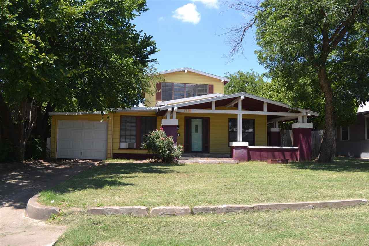 1710 ELIZABETH AVENUE, Wichita Falls, TX 76301