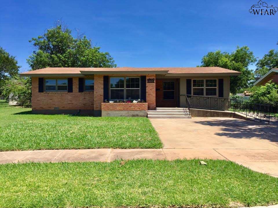 4513 SPENCER DRIVE, Wichita Falls, TX 76308