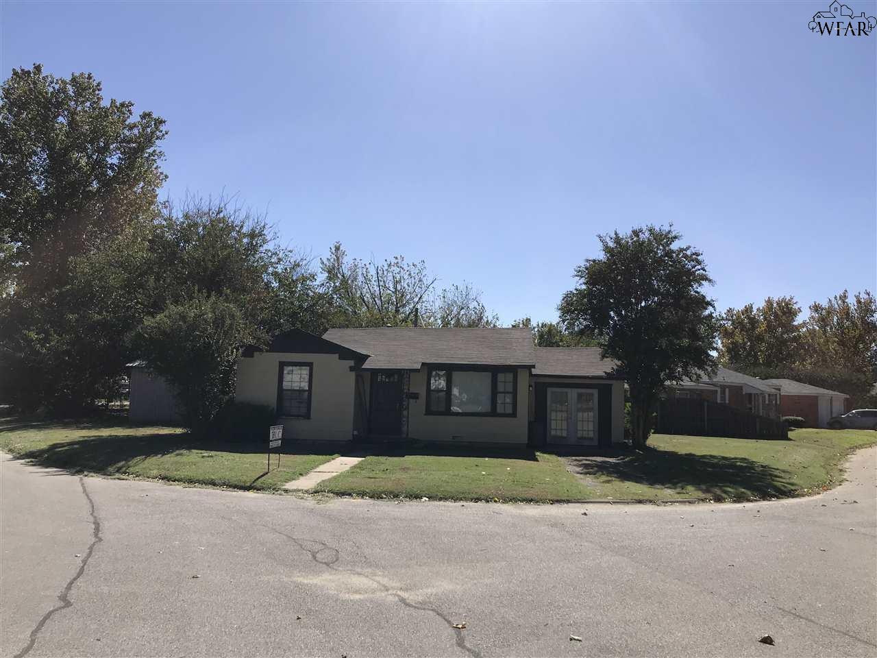 122 ROSE STREET, Burkburnett, TX 76354