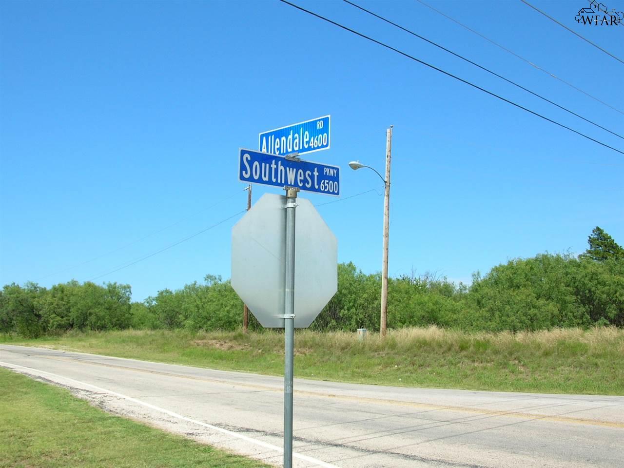 4559 ALLENDALE ROAD 6320 Southwest Parkway, Wichita Falls, TX 76310