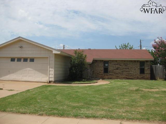 4928 BIG BEND DRIVE, Wichita Falls, TX 76310