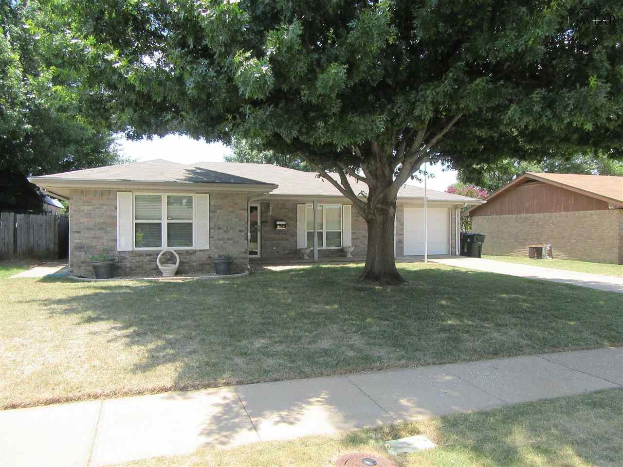 4614 JENNINGS AVENUE, Wichita Falls, TX 76310