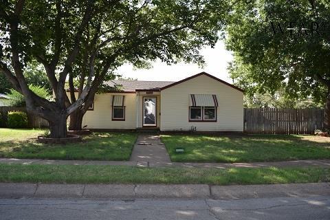 4223 FAITH ROAD, Wichita Falls, TX 76308