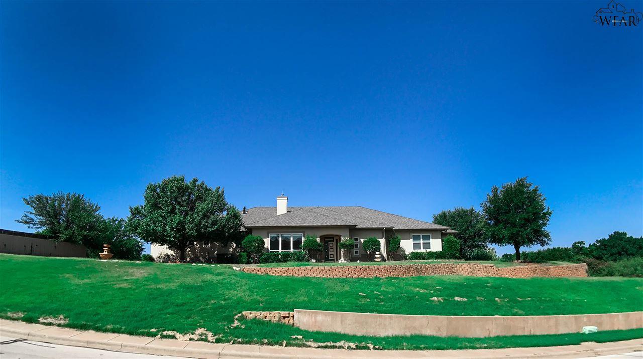 1602 RIDGEMONT DRIVE, Wichita Falls, TX 76309