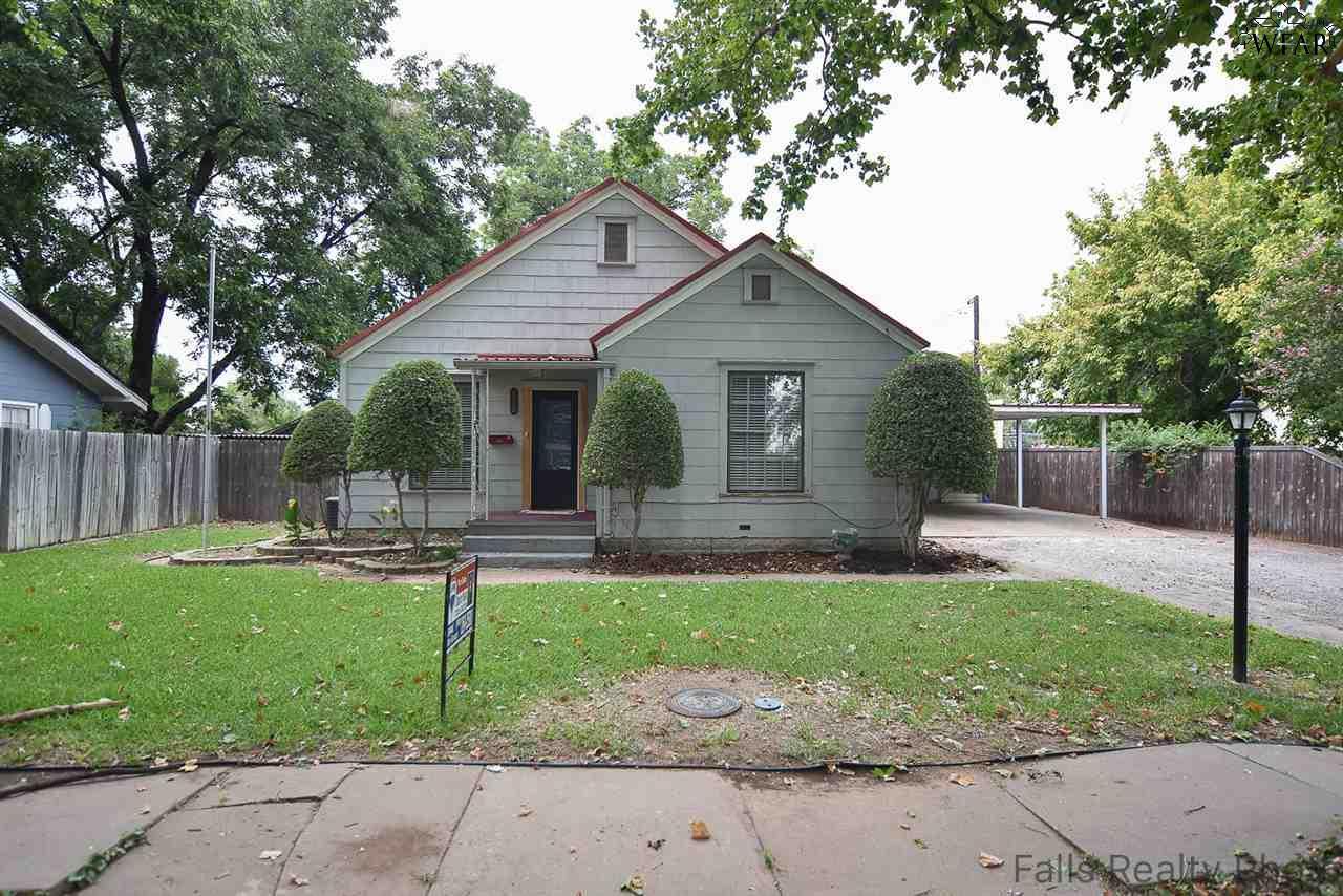 315 ELLIS STREET, Burkburnett, TX 76354