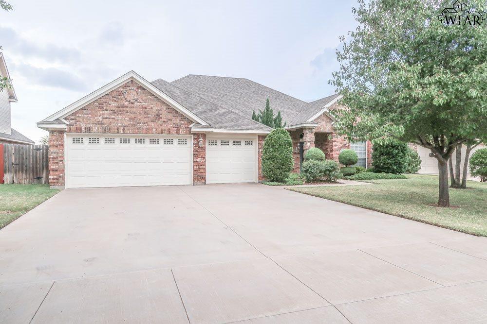 4120 CANDLEWOOD CIRCLE, Wichita Falls, TX 76308