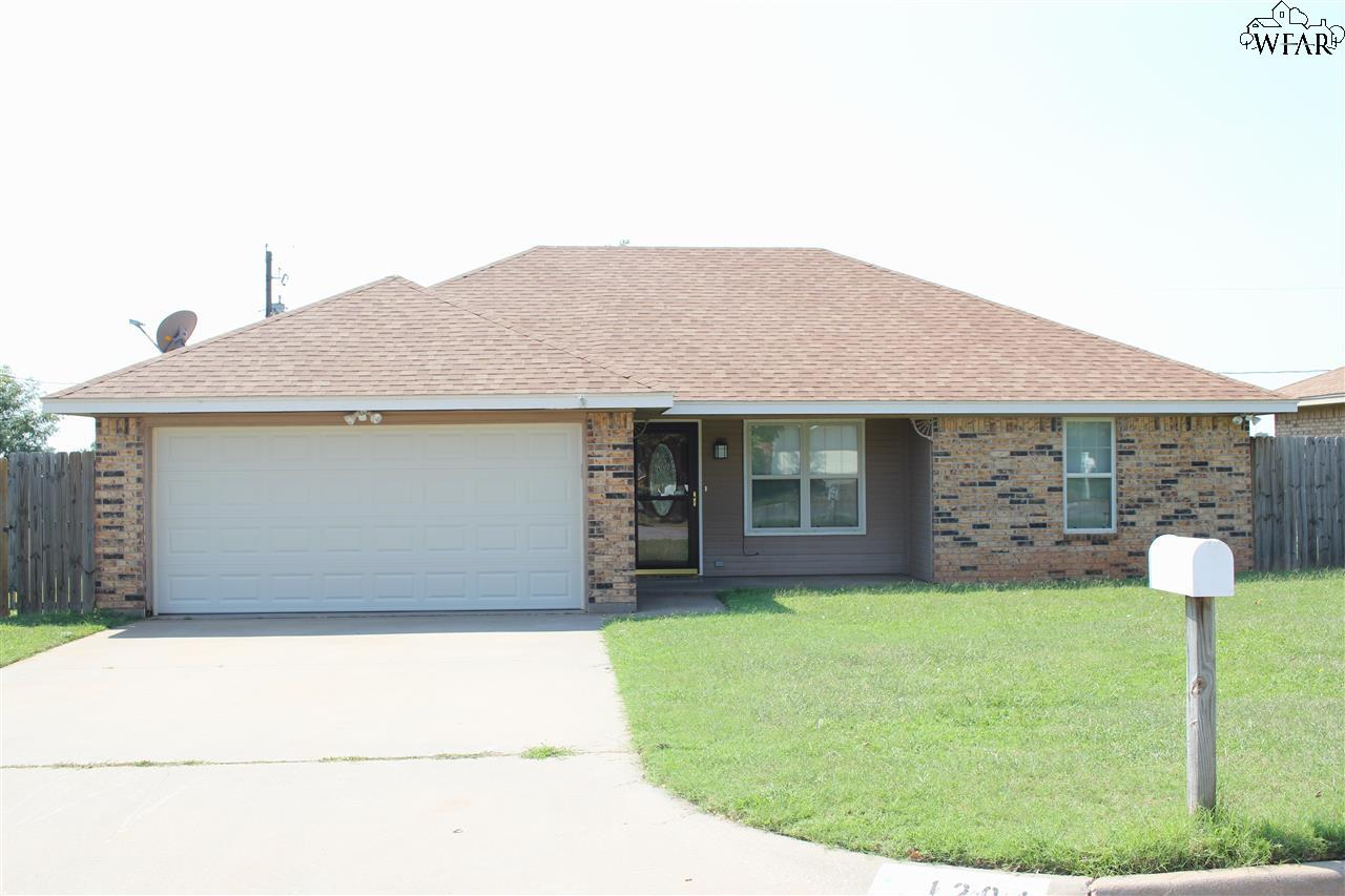 1204 LISA LANE, Burkburnett, TX 76354