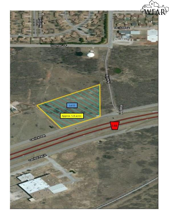 CENTRAL FREEWAY Lot D, Wichita Falls, TX 76306