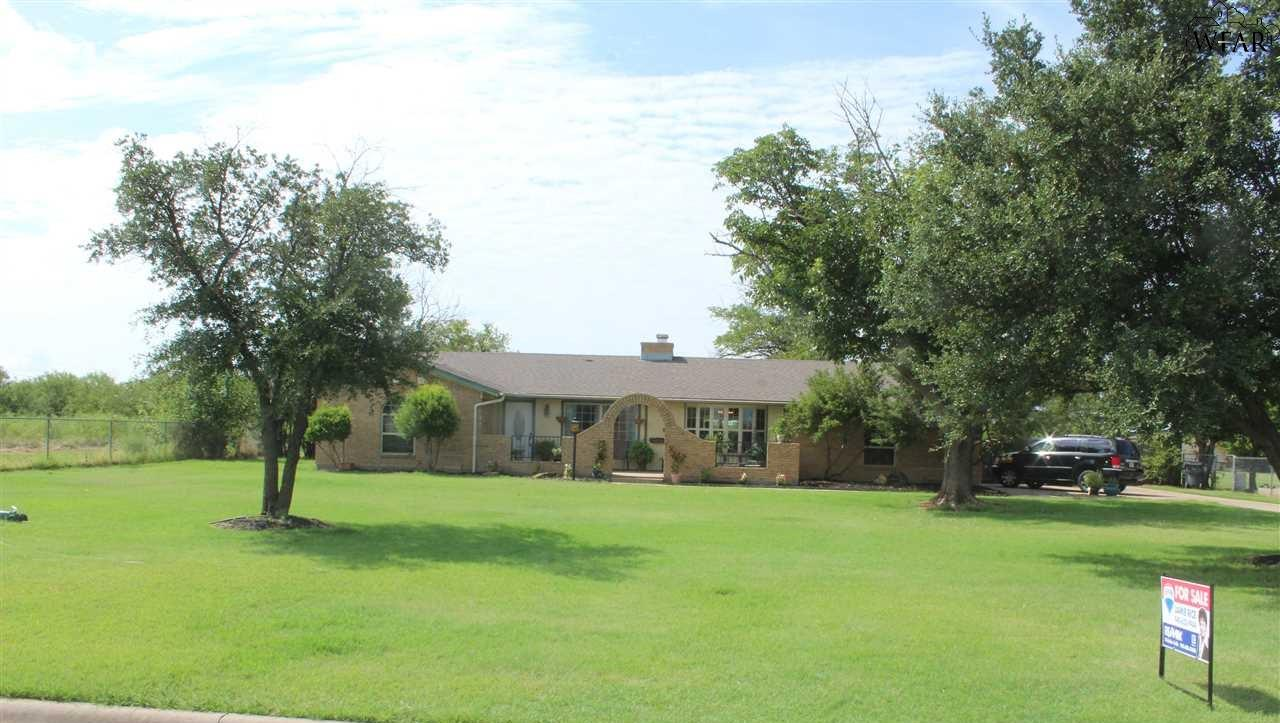 5117 WHISPERING CREEK LANE, Wichita Falls, TX 76310