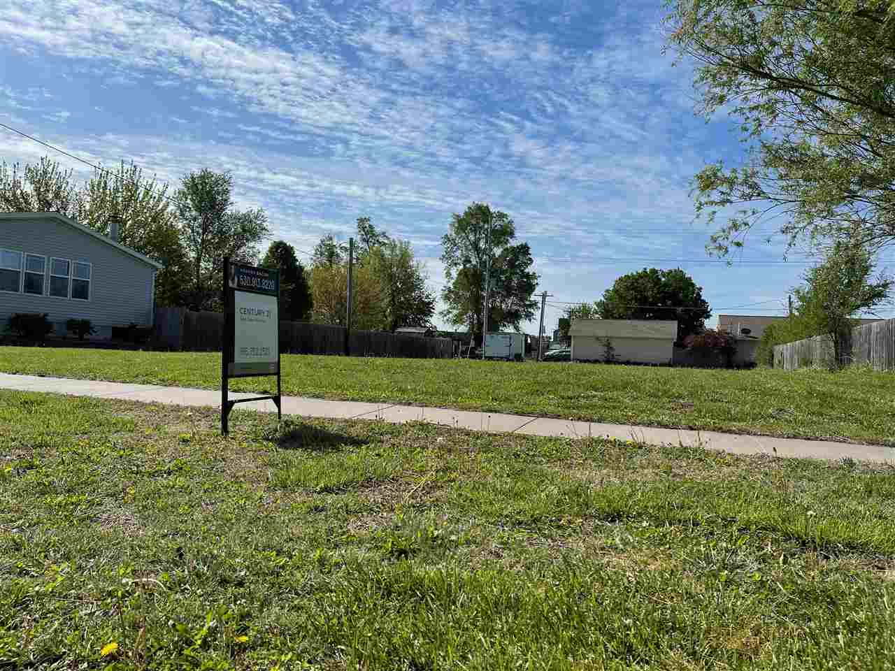 Great Building location in Chapman! Two lots! ....Come build your home here! All utilities are here and NO special taxes! Call Holly Beck at 785-410-7794