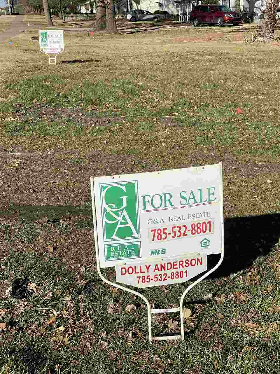 Vacant Lot -- Lot 2 -- 2020 Browning  is also available.   Wonderful location for K-State, Fort Riley, shopping and downtown Manhattan.   Close to elementary and middle schools.  There will  be approximately $981.09 per year in special assessments for drain water improvements.  Dan Lynch, Orson LLC, is a licenses realtor in the State of Kansas.